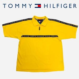 Tommy Hilfiger Spellout Polo Shirt